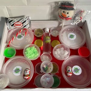 Xmas Slime Kit for Beginners Medium