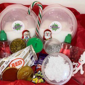 Christmas Twin Slime Kits